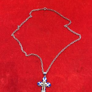 Ασημένιος σταυρός