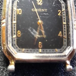 orient συλλεκτικό ρολόι εποχης