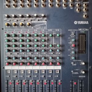 Μίκτης Yamaha MG124c