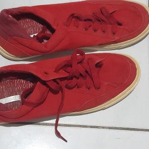 παπούτσια Κόκκινα Νο 44