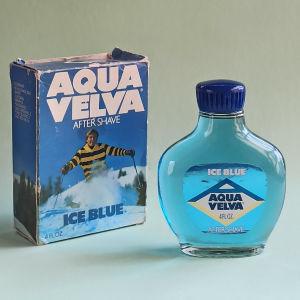 AQUA VELVA - ICE BLUE After Shave