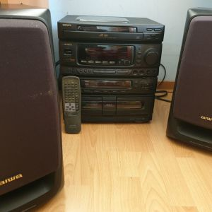 Ηχοσύστημα Aiwa Z-1100