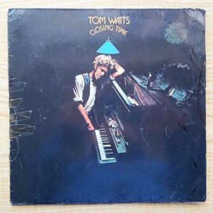 TOM WAITS - Closing Time (1973) Δισκος Βινυλιου Smooth Jazz - Piano Blues