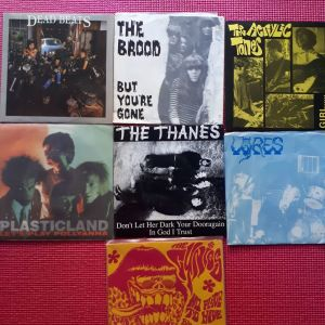 45' βινυλιο/δισκος garage rock