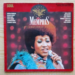 Συλλογη - Memphis International Soul,  Δισκος Βινυλιου SOUL