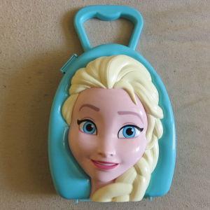Πλαστικο τσαντακι Frozen της Disney