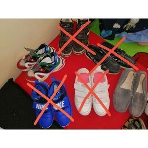 Παπούτσια για αγόρι 37 νούμερα