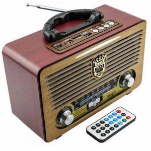 Meier M-115BT Ραδιόφωνο φορτιστή USB-SD-MP3-BLUETOOTH