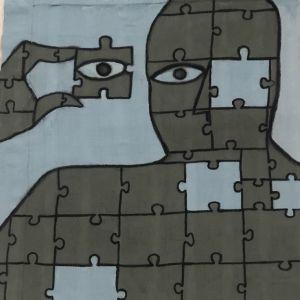 ζωγραφική , εικονογραφημένο σκίτσο