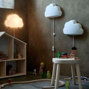 3 τμχ Παιδικά Φωτιστικά LED σύννεφα