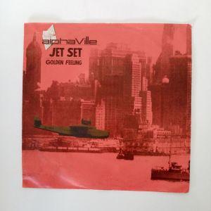 "Alphaville - Jet Set  ( Vinyl, 7"", 45 RPM, Single)"