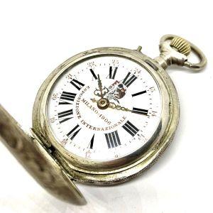 Ρολόι Τσεπης ασημενιο vintage 1900