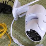 ρομποτική κάμερα ip εξωτερικού χώρου.