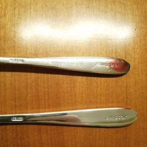 Swissair 12+12(Fork+Spoon)