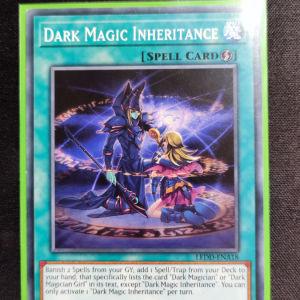 Dark Magic Inheritance