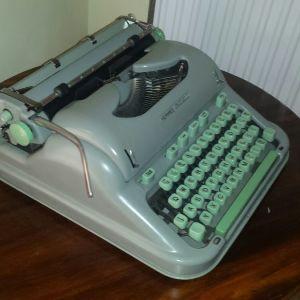 HERMES 3000 συλλεκτική vintage γραφομηχανή 1958