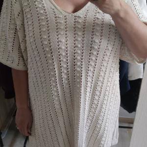 Zara πλεκτό φόρεμα L