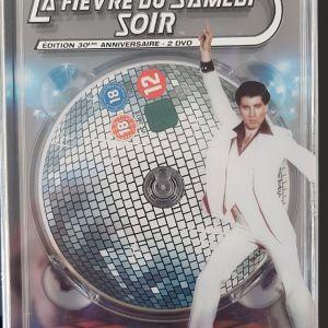 SATURDAY NIGHT FEVER ΔΙΠΛΟ DVD BOX SET SPECIAL EDITION