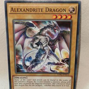 ALEXANDRITE DRAGON - YugiOh