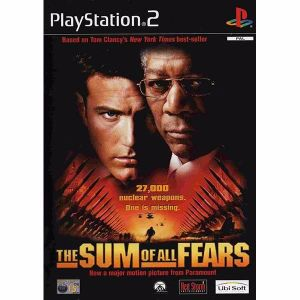 PS2 Game -THE SUM OF ALL FEARS