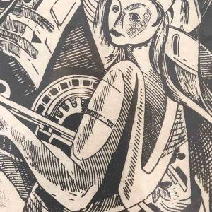 Πινακες Ζωγραφικης (3)  Τινιακος