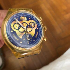 Swatch ρολόι συλλεκτικό