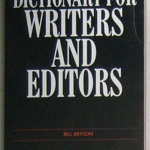 The Penguin Dictionary for Writers and Editors