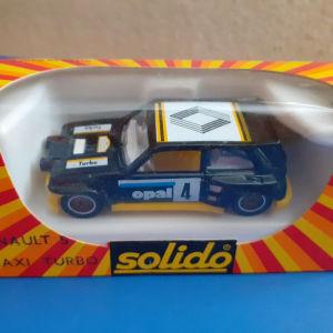 μεταλλικο αυτοκ. Solido 1/43 Renault 5 Maxi Turbo Original 1353