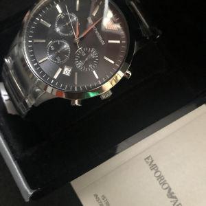 Emporio armani chronograph ρολόι χειρός AR2434