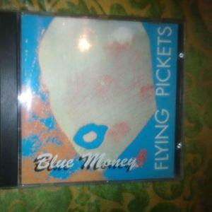 CD FLYING PICKETS-BLUE MONEY