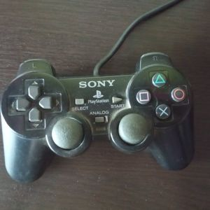 2 Χειριστήρια play station Analog & απλό κ 1 για PC