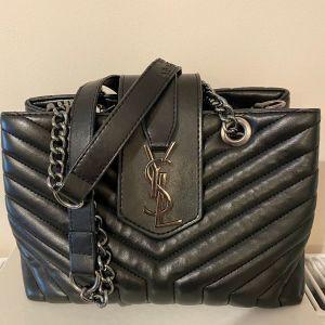 YSL. Bag. Black.