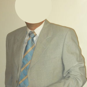 Ανδρικό Κουστούμι λόγω αλλαγής σωματότυπου