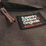 Superdry Outdoor Backpack.