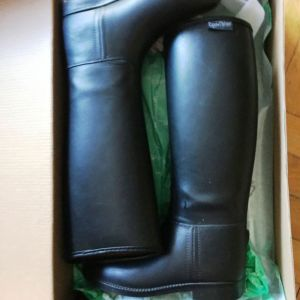 Μπότες ιππασίας παιδικές μαύρες Νο30