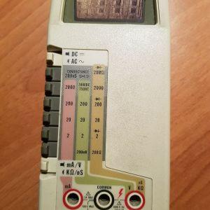 FLUKE 8020A Multimeter   vintage, πολύμετρο