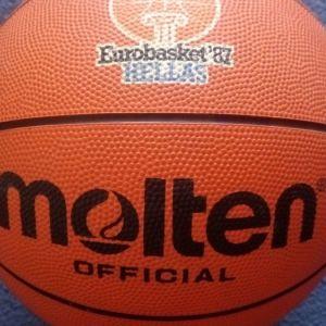 Molten Eurobasket 1987