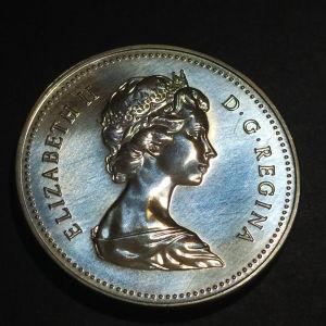 Καναδάς  Silver Dollar  1979  ΑΚΥΚΛΟΦΟΡΗΤΟ proof