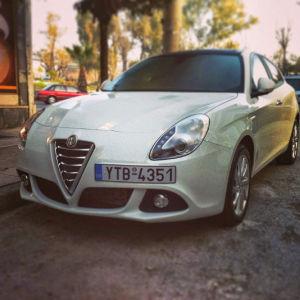 Alfa Romeo Giulietta ΜΕ ΗΛΙΟΡΟΦΗ