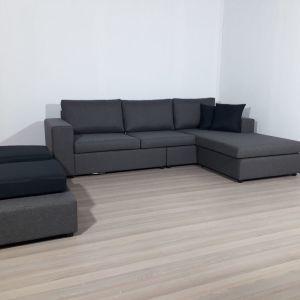 Καινούριος γωνιακός καναπές