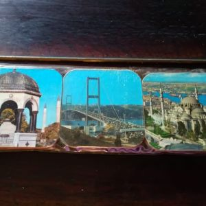 Σετ 6 Σουβέρ, Bardakalti Sous-Verre Coasters made in Turkey