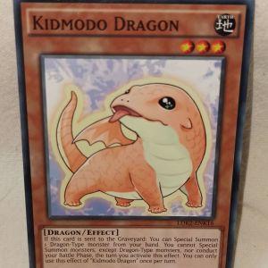 KIDMODO DRAGON - YuGiOh