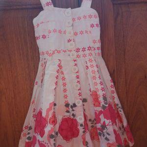 Φορεμα για 5 ετων, 115 εκ.