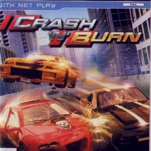 CRASH N BURN - PS2