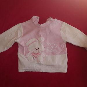 Μπλούζα fleece (3 μηνών)