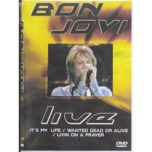 DVD / BON JOVI / LIVE /  ORIGINAL DVD