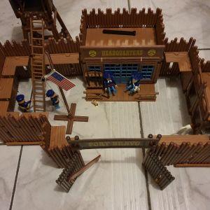 Οχυρό playmobil  Fort Bravo 3773