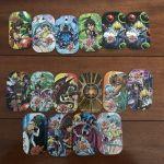 Τάπες Bakugan/Transformers