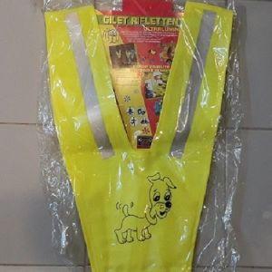 Προειδοποιητικό γιλέκο ασφαλείας για παιδιά