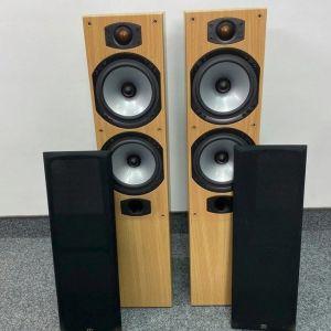 Σετ 3 ηχείων Monitor Audio Bronze B4 Speakers για Home Cinema (Δεξί-Αριστερό-Κεντρικό)